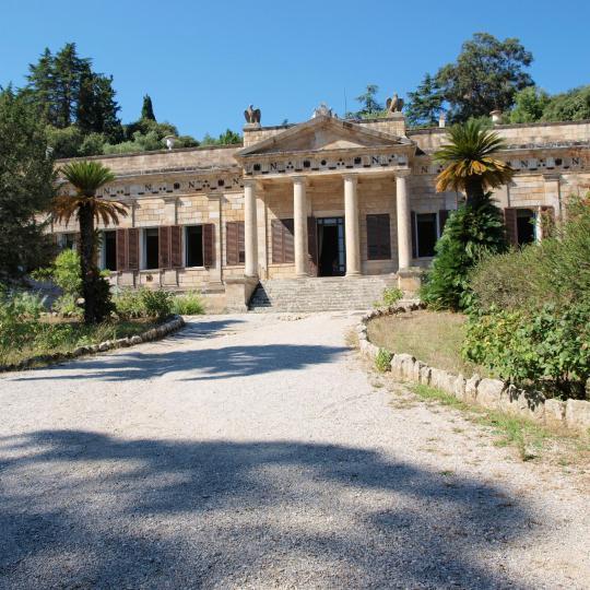 Alla scoperta della meravigliosa architettura di Villa San Martino