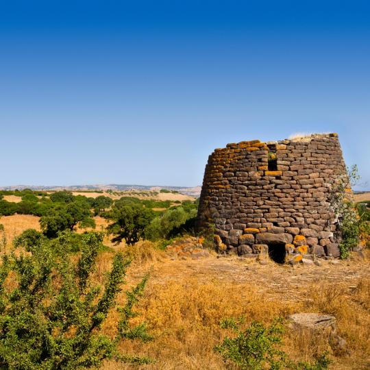 The Mysterious Nuraghe