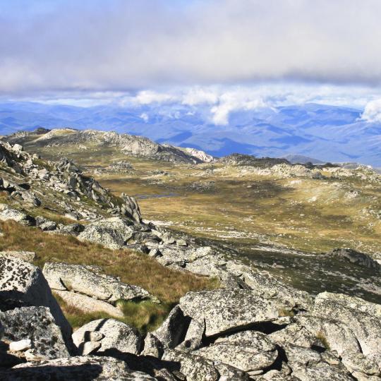 Aventuras en el Monte Kosciuszko