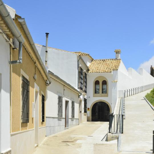 The White Villages of Andalucía