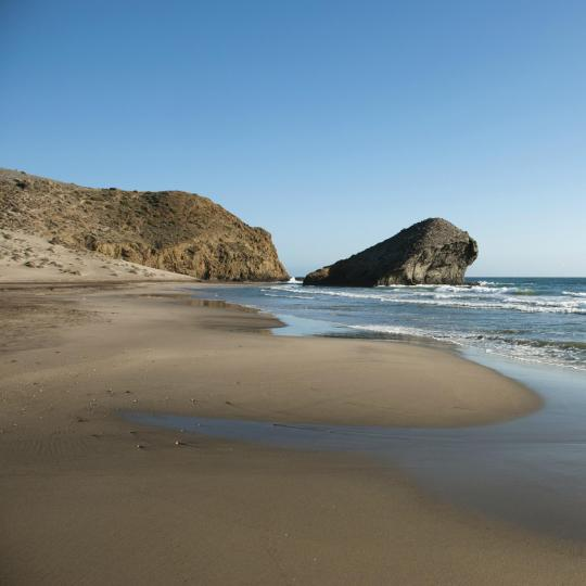 Monsul Beach in Cabo de Gata