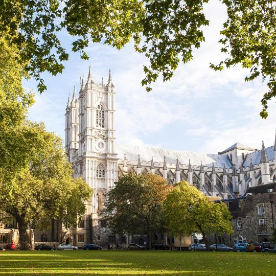 History at Westminster Abbey