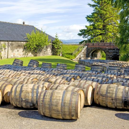 Scotland's whisky heritage