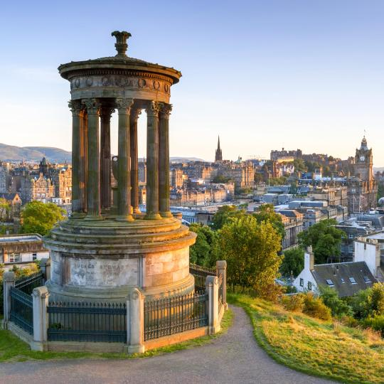 Edinburgh - capital of culture