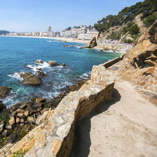 Camí de Ronda coastal path