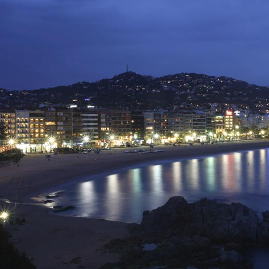 Nightlife in Lloret and Begur