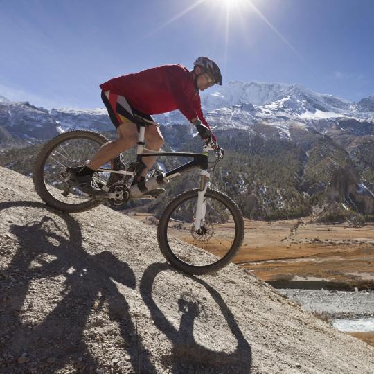 The Belvedere Downhill Track