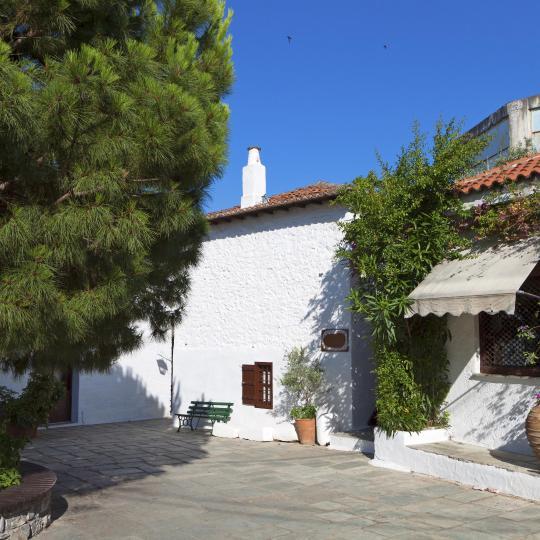 Papadiamantis House