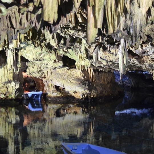 Diros Cave