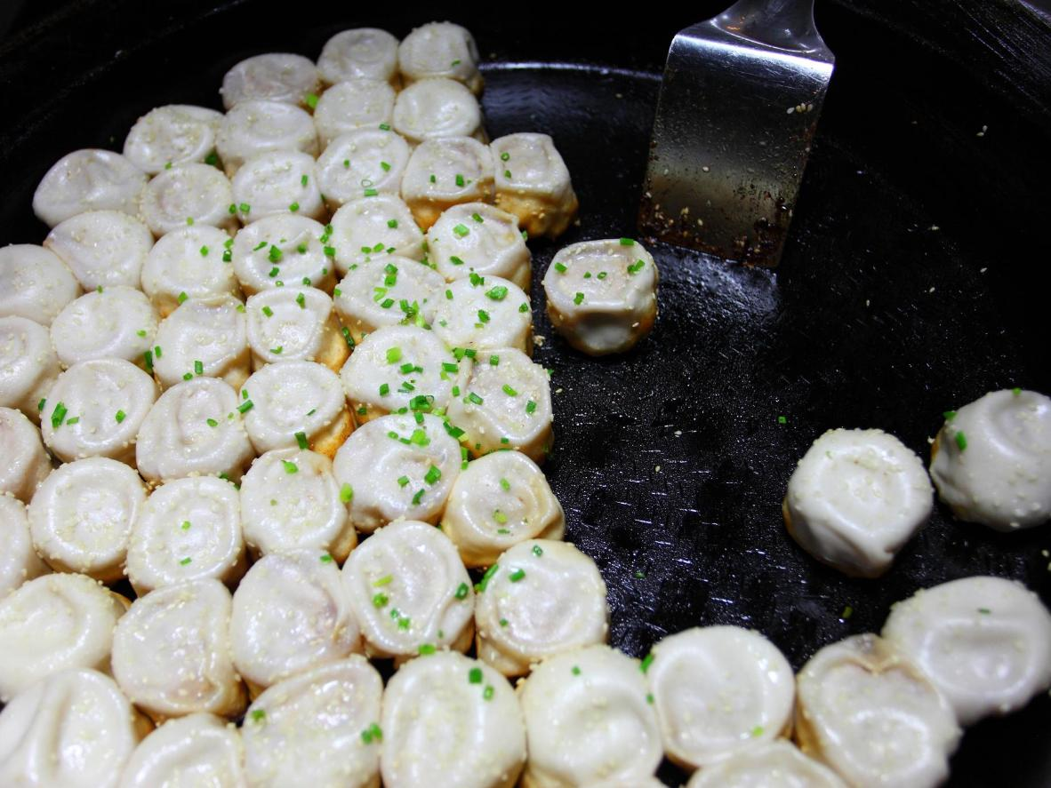 武漢ではパリパリでジューシーな餃子をお腹いっぱい食べよう!