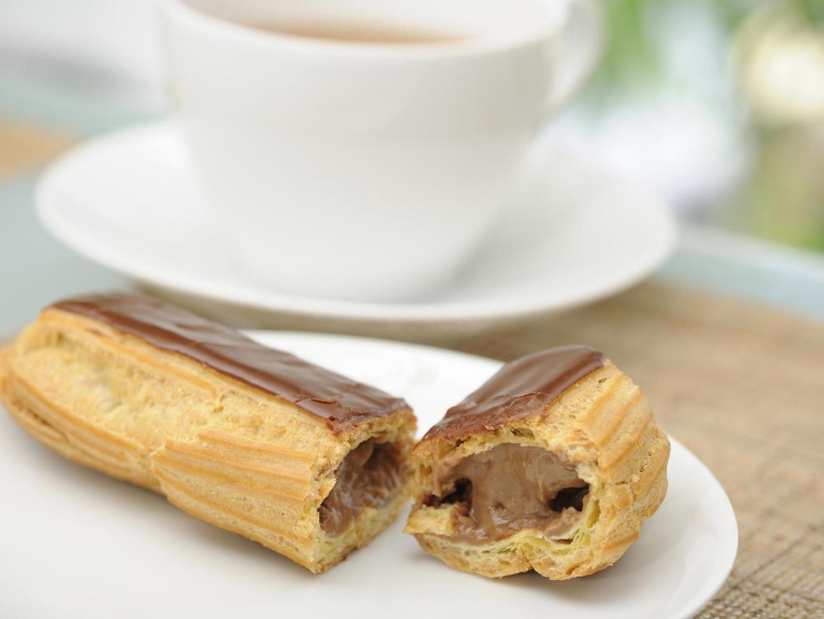 一道可口又光滑細膩的甜點,讓你在幾秒內就吃光!