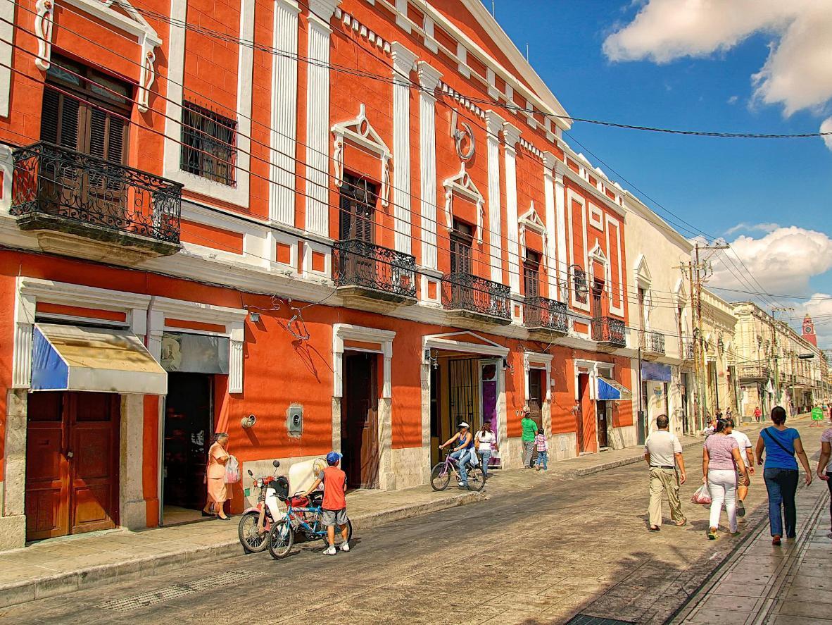 Mérida ha sido durante mucho tiempo la región con una cultura más dinámica