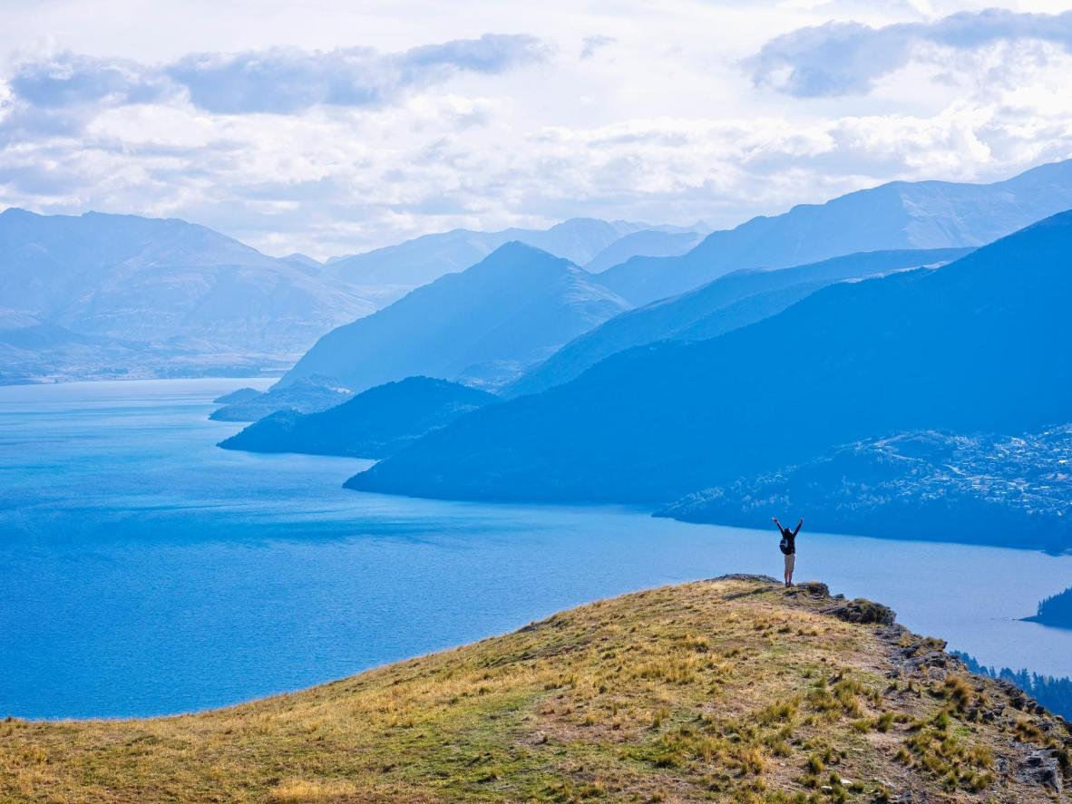 Queenstown is a remarkable place to reconnect with nature