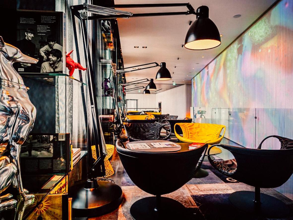 art'otel Amsterdam, Amsterdam, The Netherlands