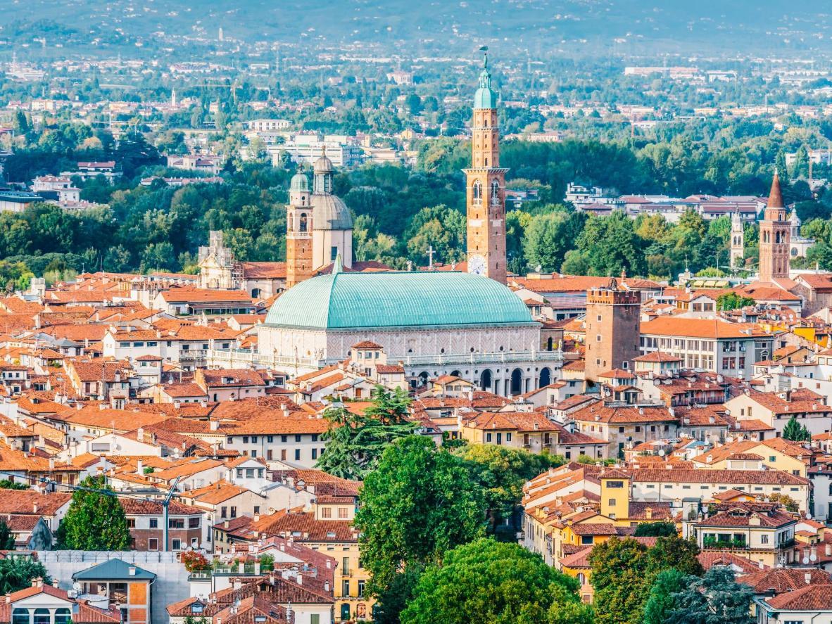 La Basilica Palladiana di Vicenza