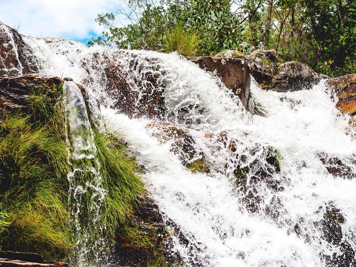 L'acqua della sorgente di San Carlo è usata fin dai tempi dei romani per curare la congiuntivite