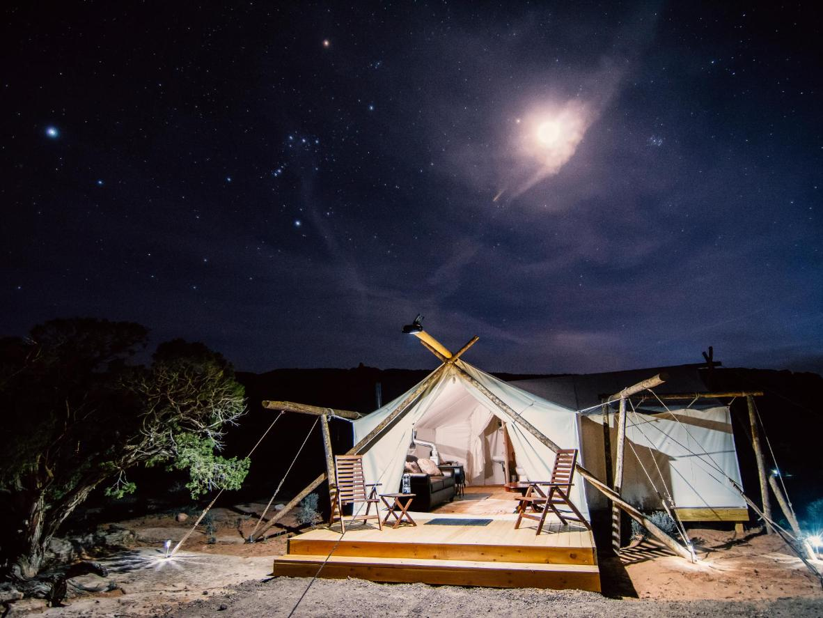 The Best Spots For Camping Near NYC | Fitt