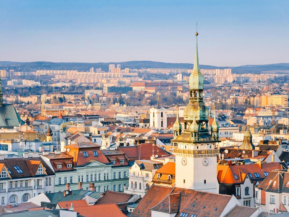 В Брно находится одна из старейших в Чехии пивоварен Starobrno