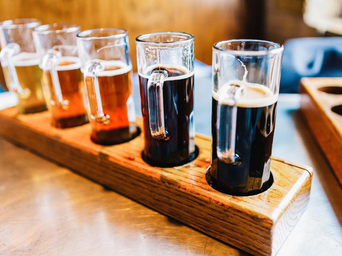 В Портленде есть пиво на любой вкус: от IPA до элей по бельгийским рецептам