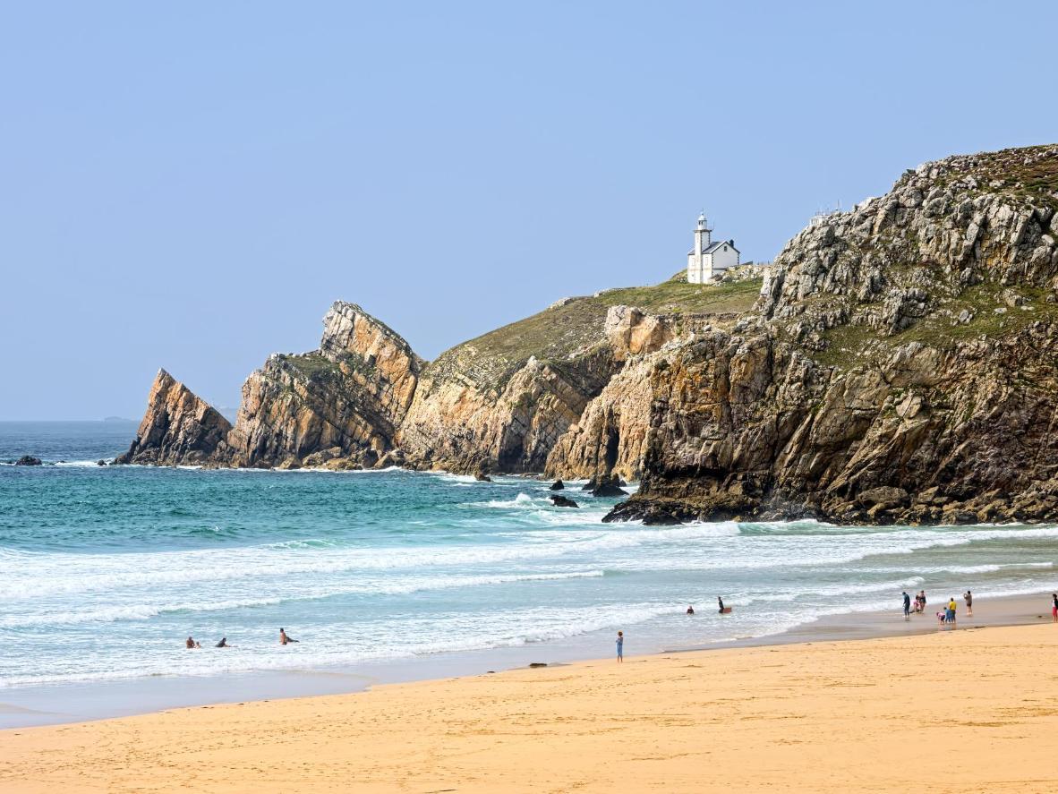 Die Bretagne bietet natürliche Schönheit und jede Menge tolle Campingplätze