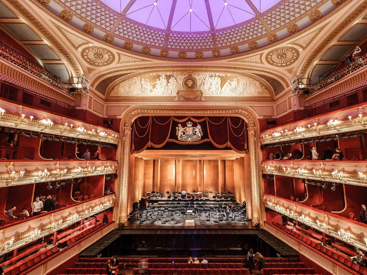 How to do opera in London on the cheap   Booking.com