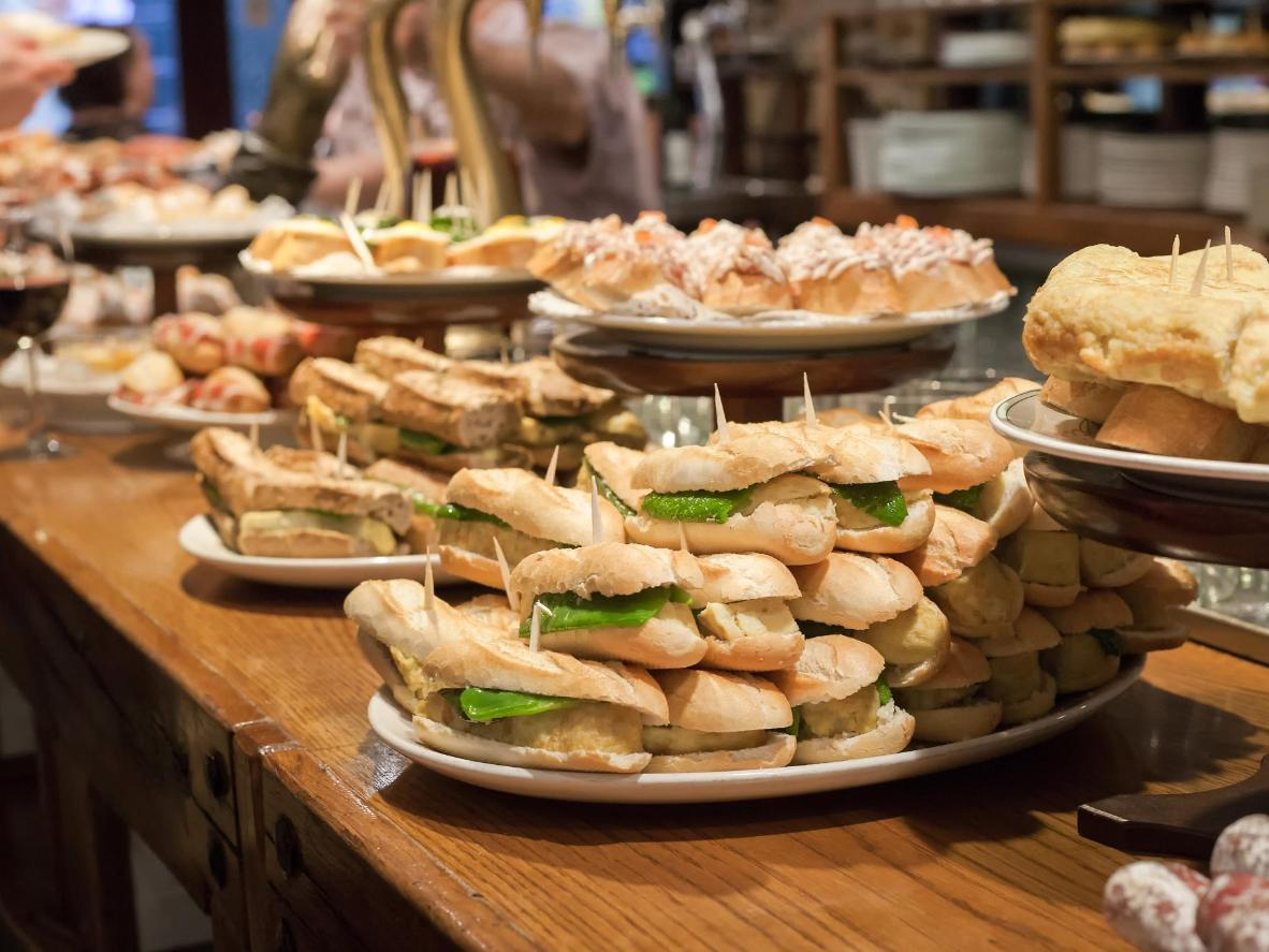 Almería's culture of free tapas is one of the most generous in Spain