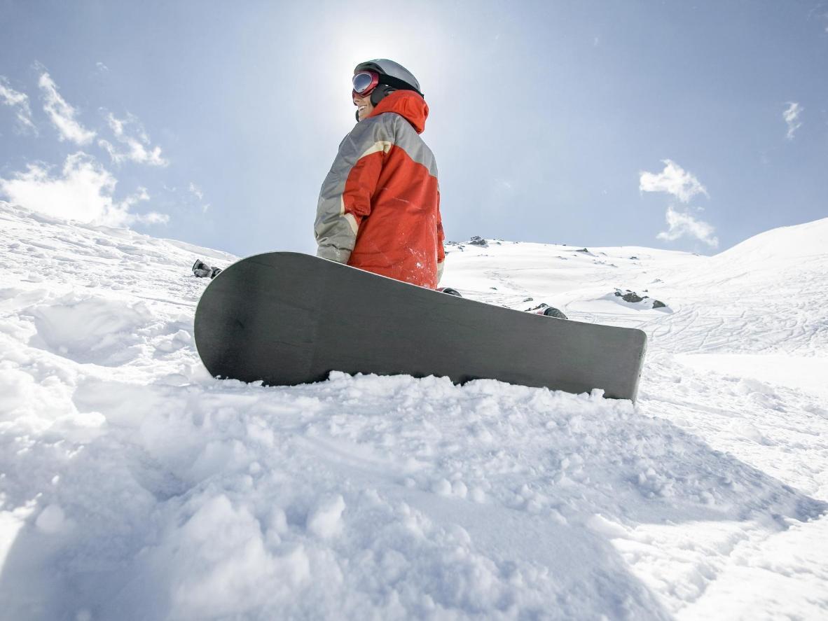 Nirwana sebenar untuk peluncur papan salji yang baru ingin belajar ataupun yang pakar
