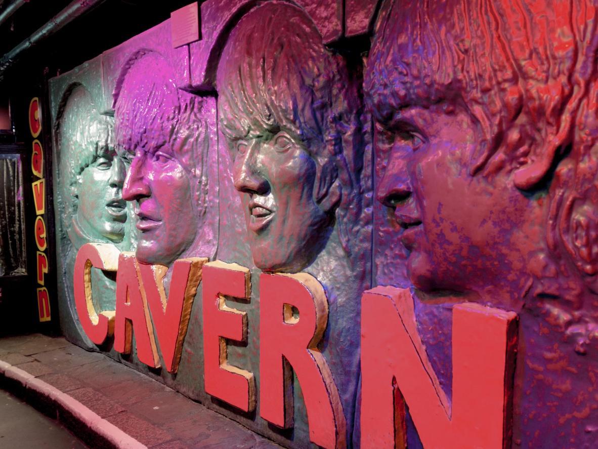 The Cavern Club – der berühmte Ort des ersten Beatles-Konzerts