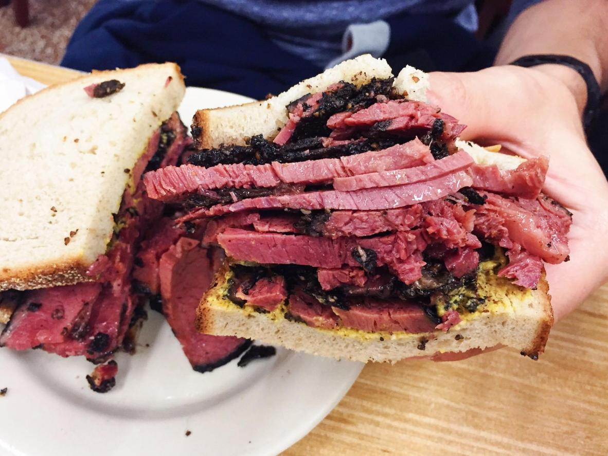 Around The World In 6 Pastrami Sandwiches Booking Com