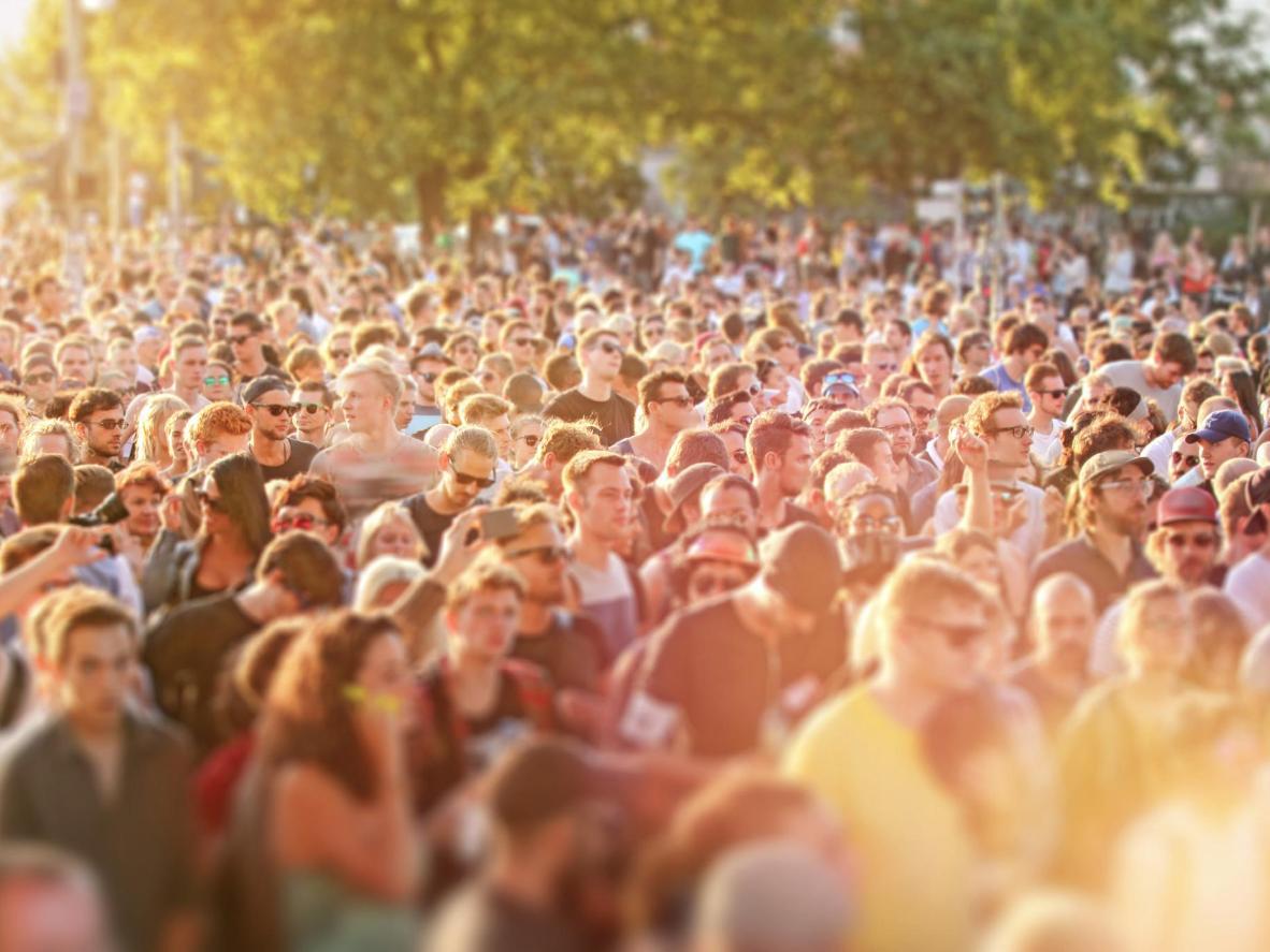 Les Vielles Charrues is France's biggest music festival