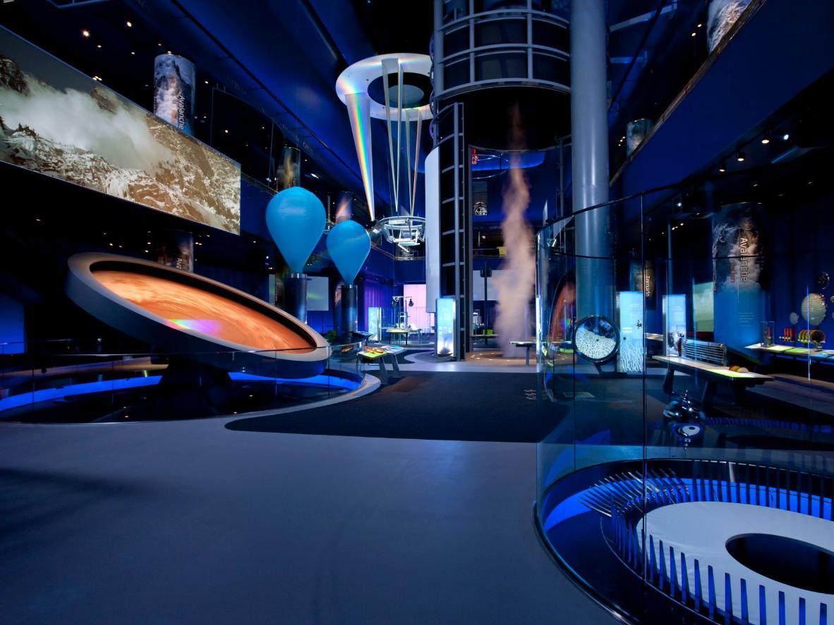 JB Spector/Muzej znanosti i industrije, Chicago - Science Storms