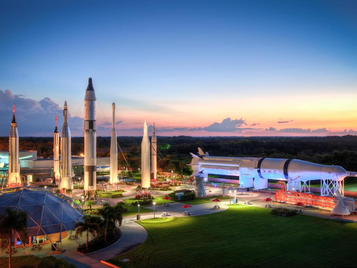 Kennedy Space Center u Orlandu