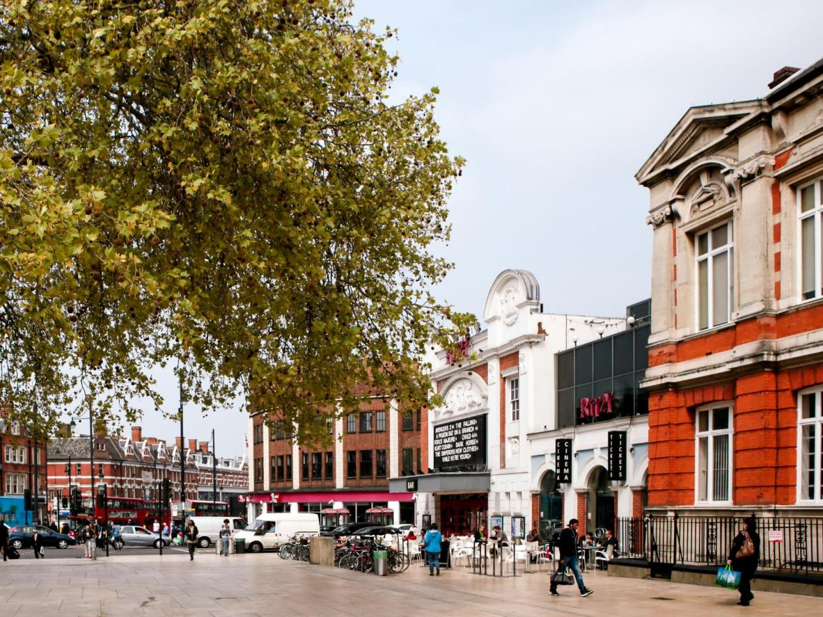 The Ritzy in Brixton