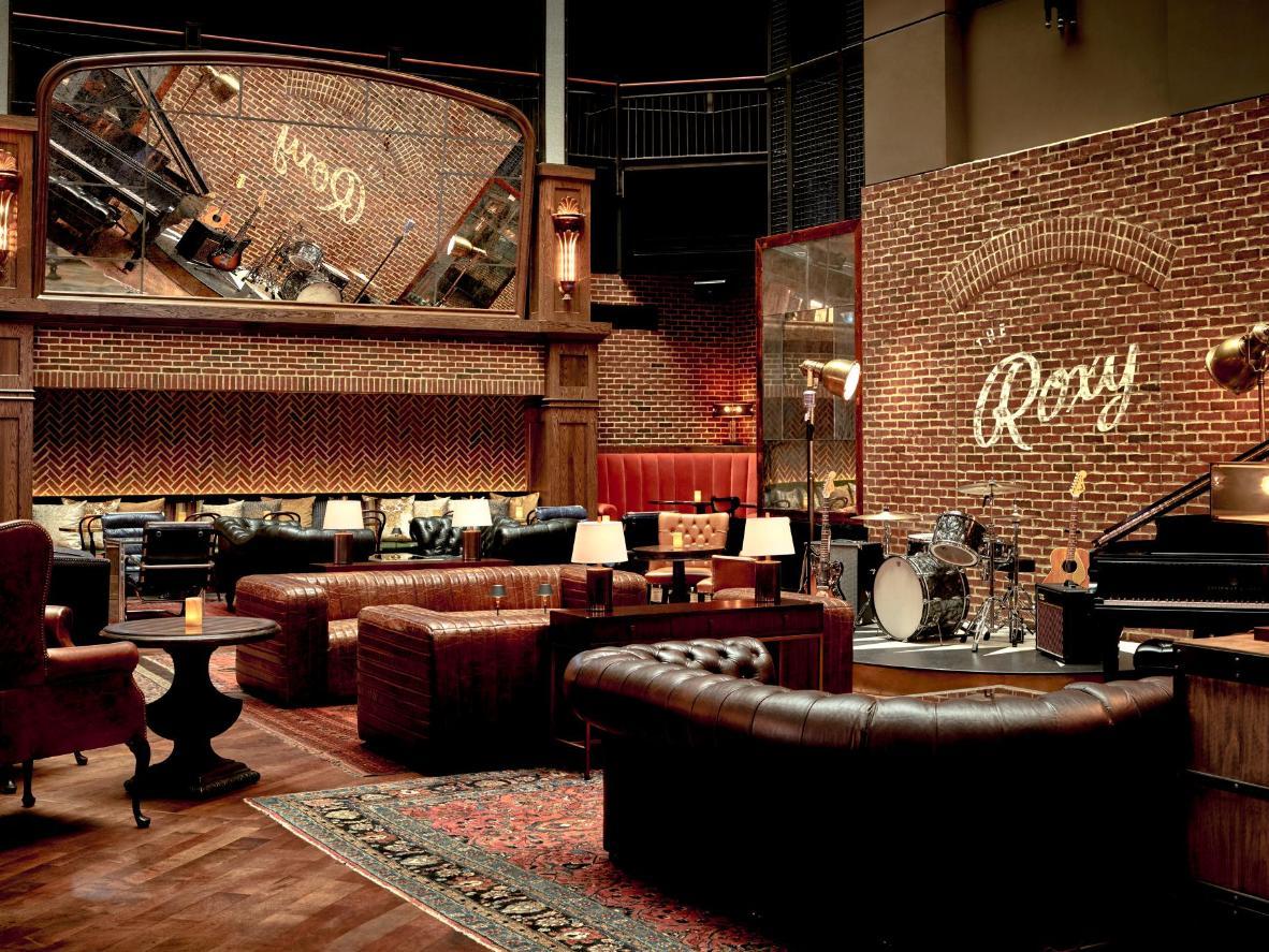 The Roxy Bar & Lounge Tribecas