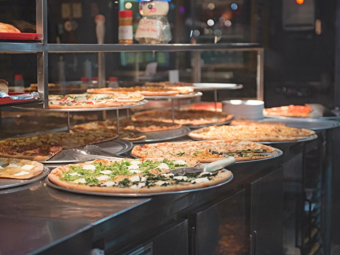 Selles piirkonnas ei pea pitsavaliku pärast muret tundma