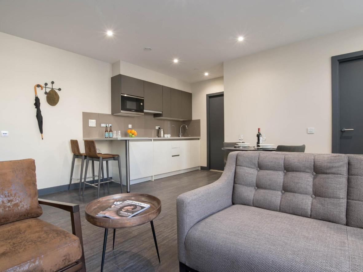 SACO – The Cannon has all the facilities needed for a comfortable self-catering stay