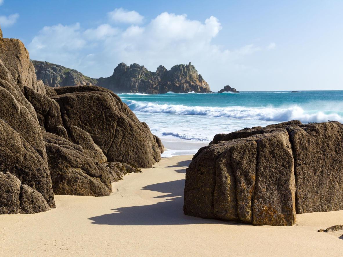 Grieks eiland of verborgen pareltje in Cornwall?