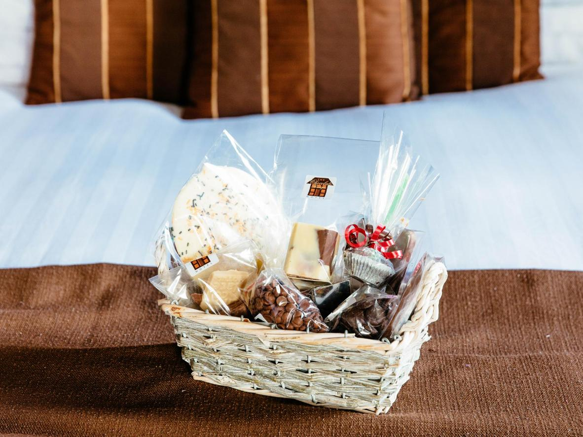 The Chocolate Boutique Hotel v  Bournemouth