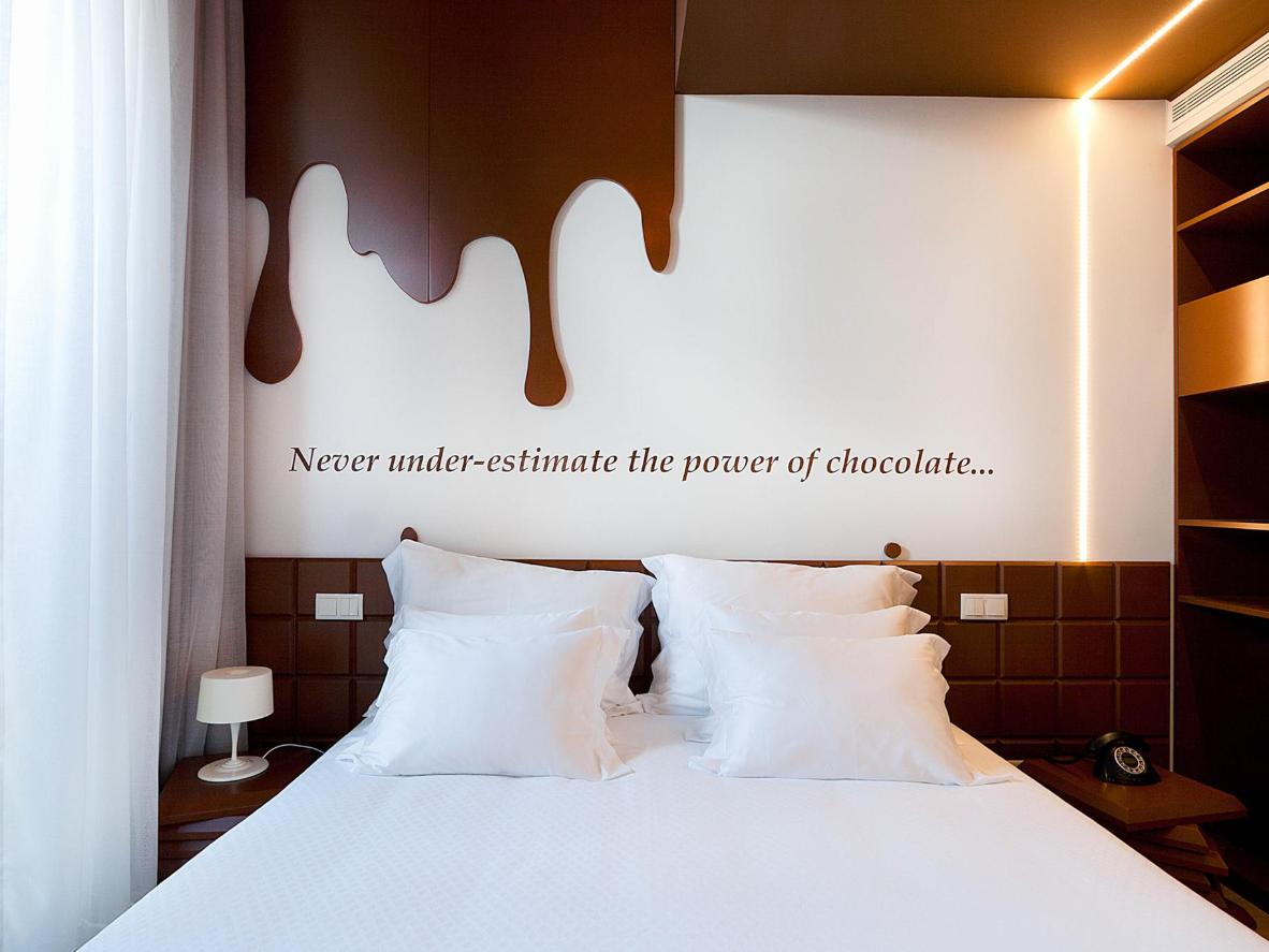 Treat Yourself To A Chocolate Themed Hotel Booking Com