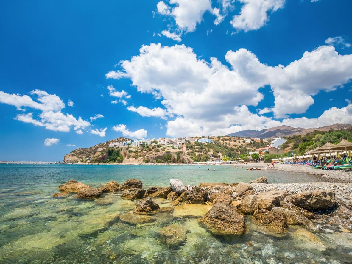 Agia Galini Beach