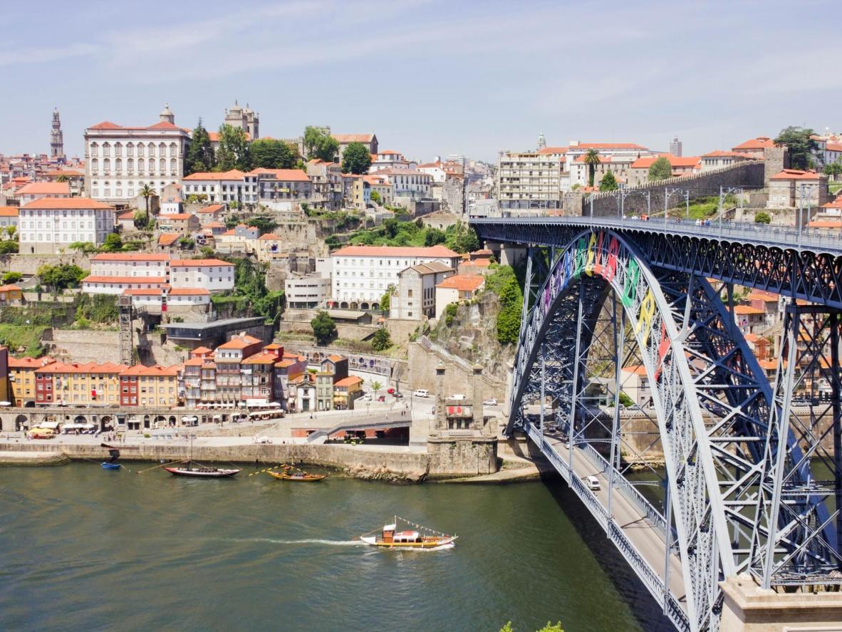 Le pont Louis Ier