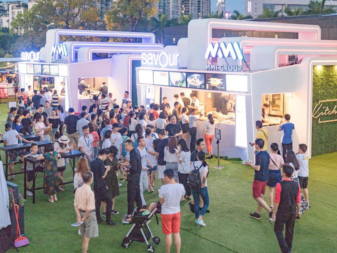 Uživajte u gurmanskim kušanjima, tečajevima vrhunskih chefova, demonstracijama kuhinjskih vještina, natjecanjima i gurmanskoj tržnici na festivalu Savour