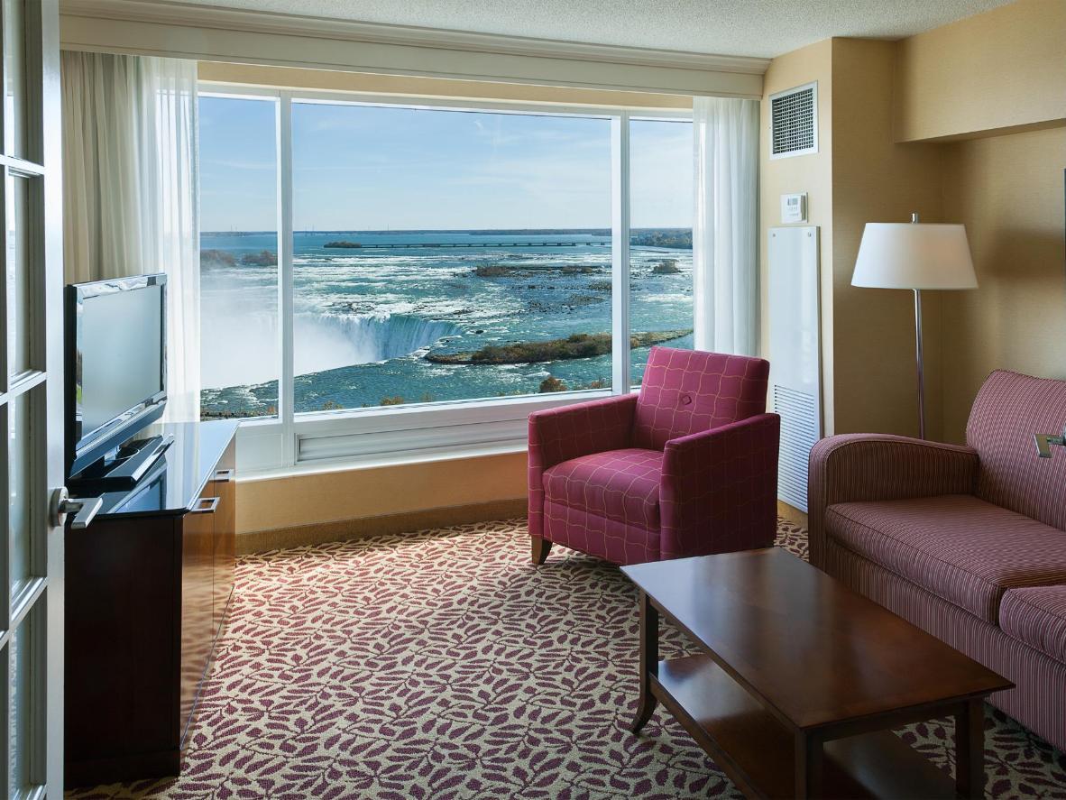 Niagara Falls Marriott Fallsview Hotel & Spa, Niagara Falls