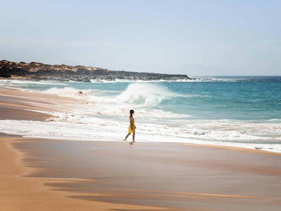 Auf La Graciosa gibt es einige der besten Tauchplätze der Welt