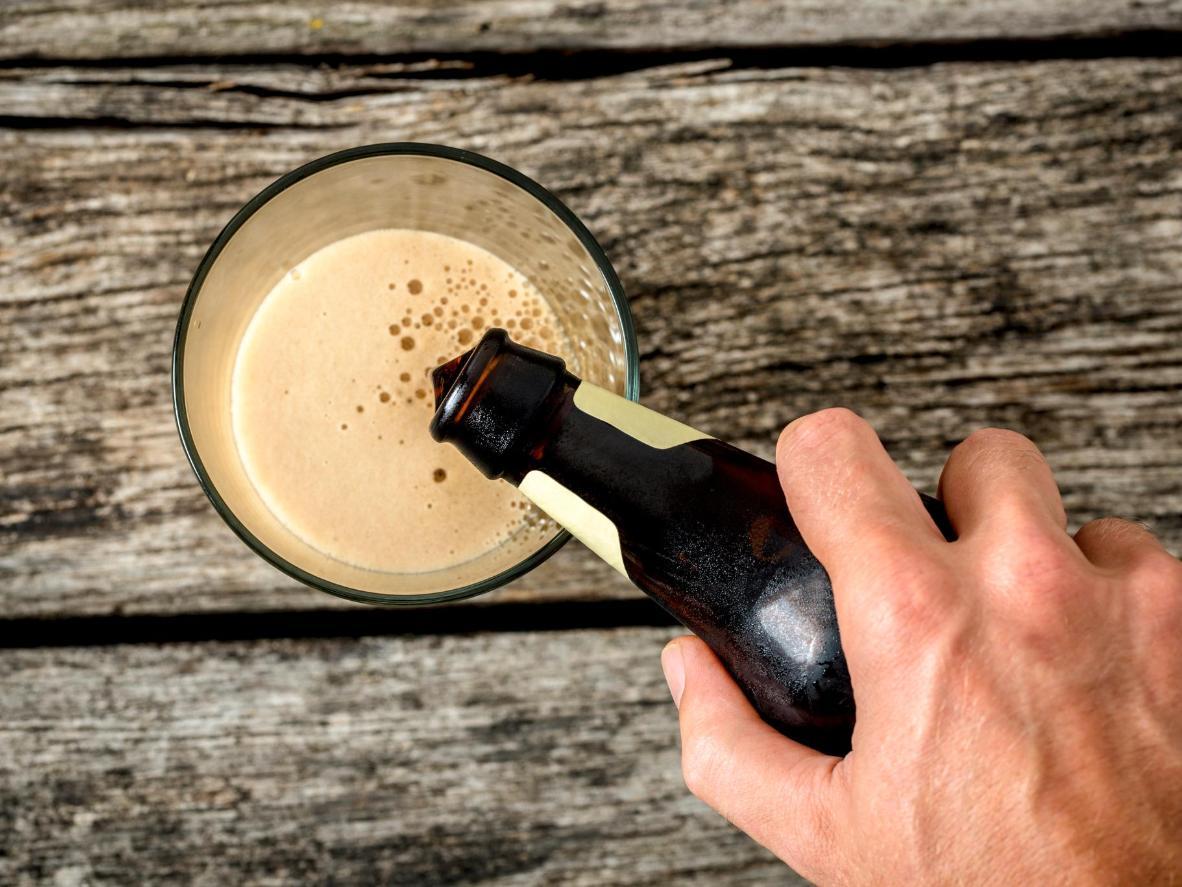 Das Tynt Meadow schmeckt nach Schokolade und Bitterorangenmarmelade