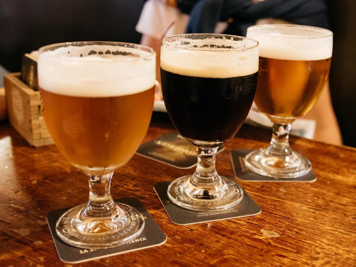Finden Sie Ihr neues Lieblingsbier: La Trappe Quadrupel, Blond oder Bockbier