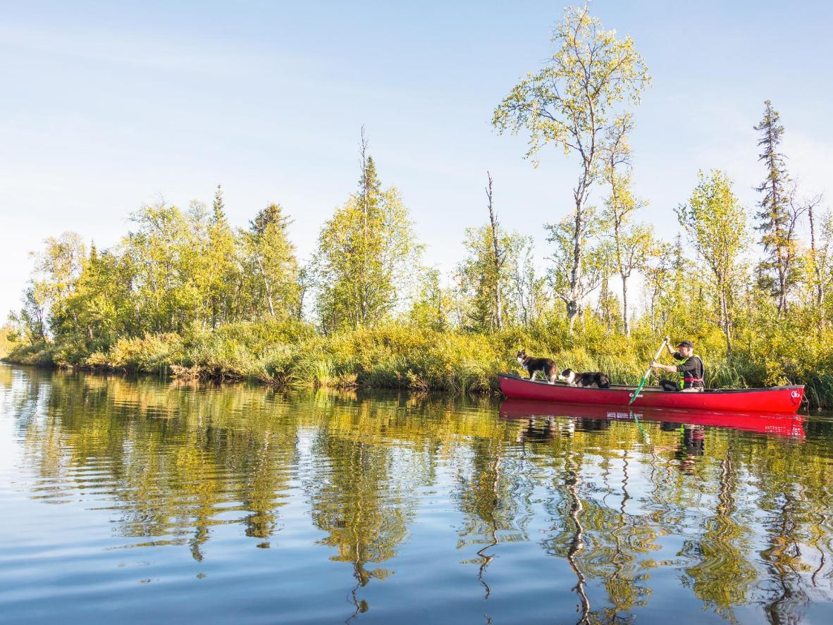 Entdecken Sie das Land der tausend Seen