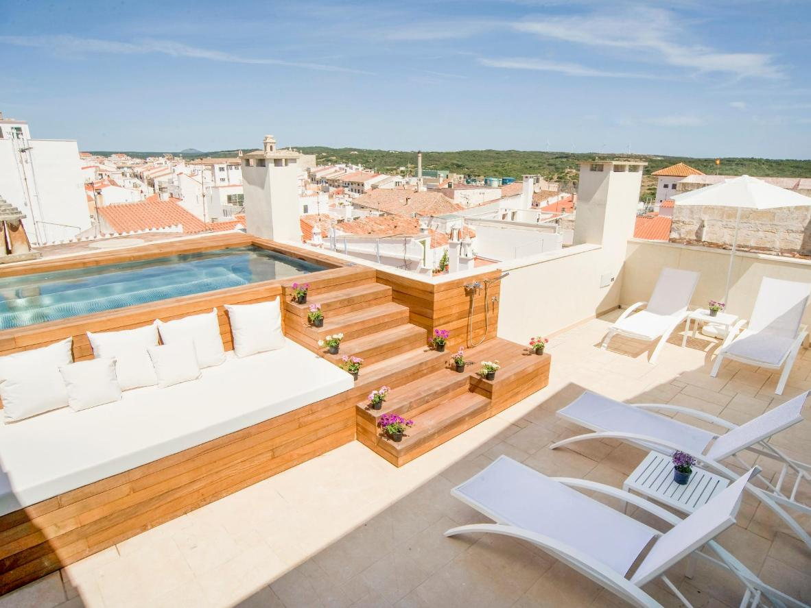 7 Restful Rooftop Pools In Spain Booking Com