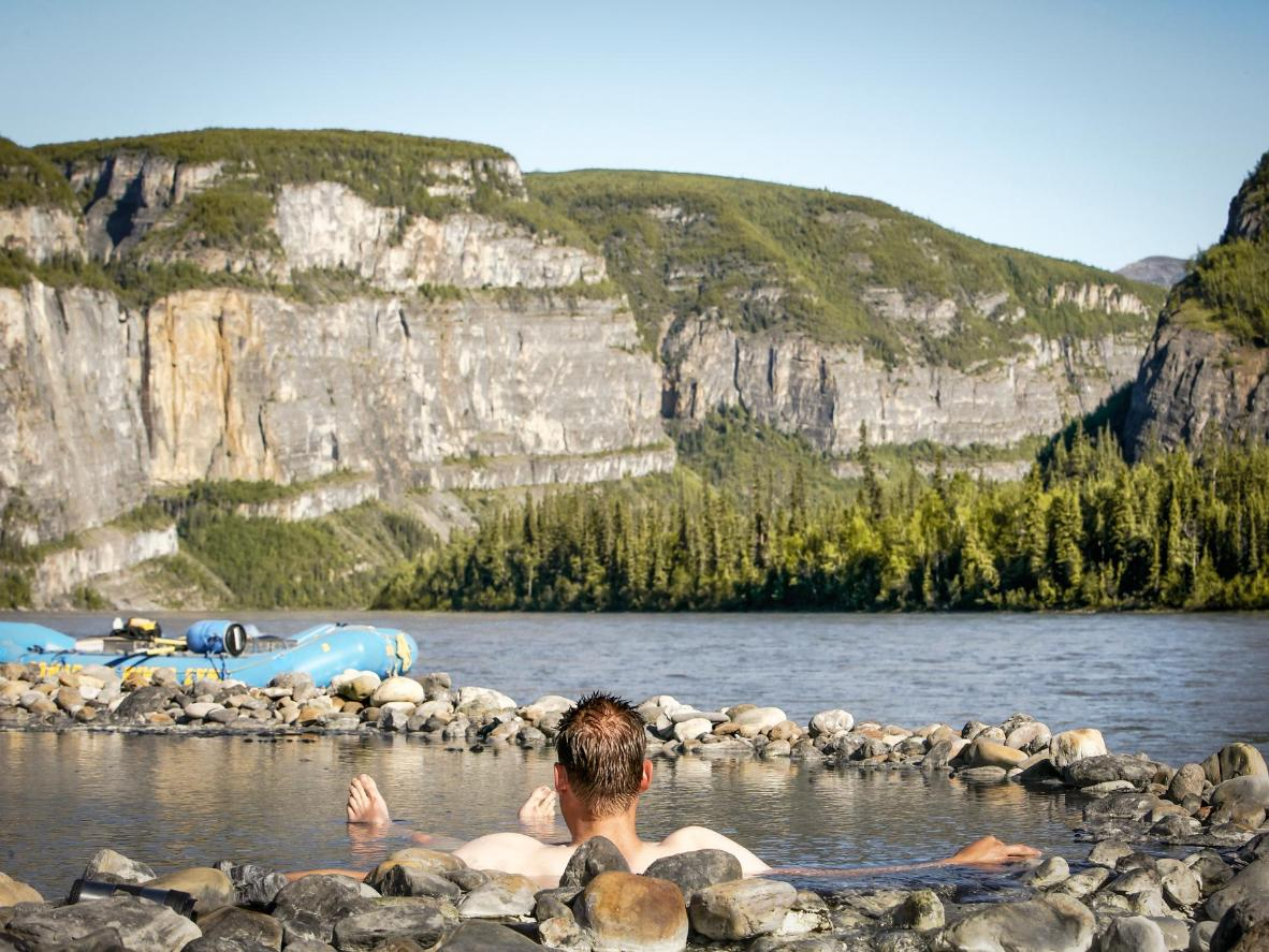 Divine relaxation in Canada's hot springs | Booking.com