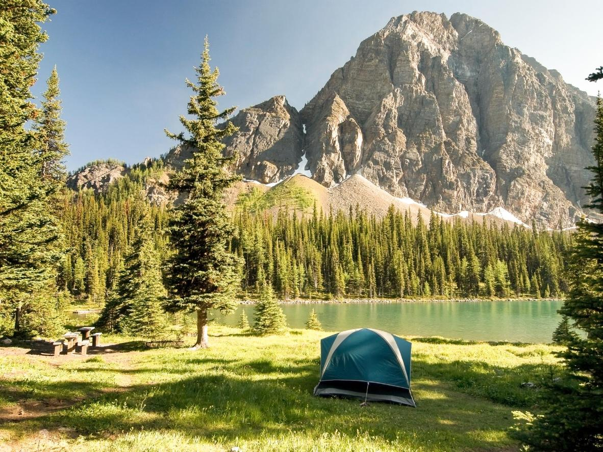 The best family friendly campsites in Canada |